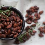 Honey Chipotle Spiced Almonds