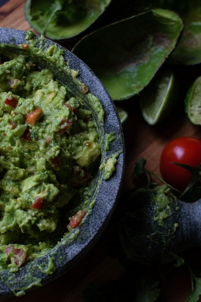 molcajete guacamole | A Southern Fairytale