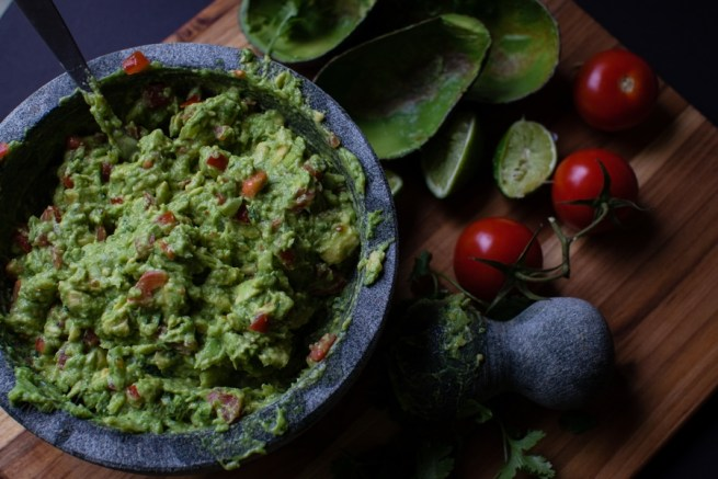 molcajete guacamole   A Southern Fairytale
