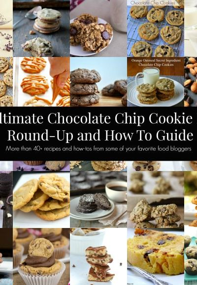 The Ultimate Chocolate Chip Cookie Recipe Round-Up and How To Guide