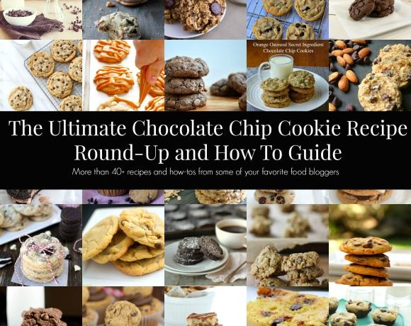 The Ultimate Chocolate Chip Cookie Recipe Collection