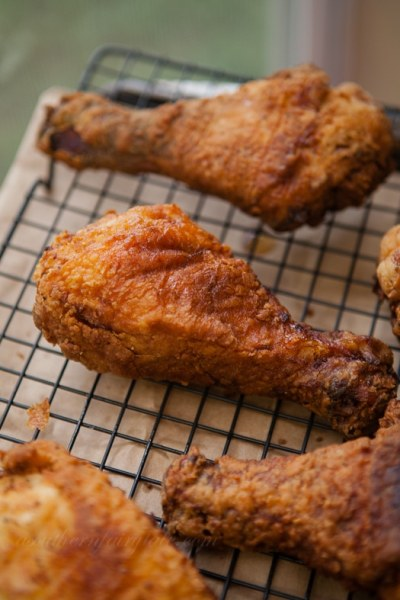 Buttermilk Brined Southern Fried Chicken