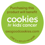 Cookies for Kid's Cancer