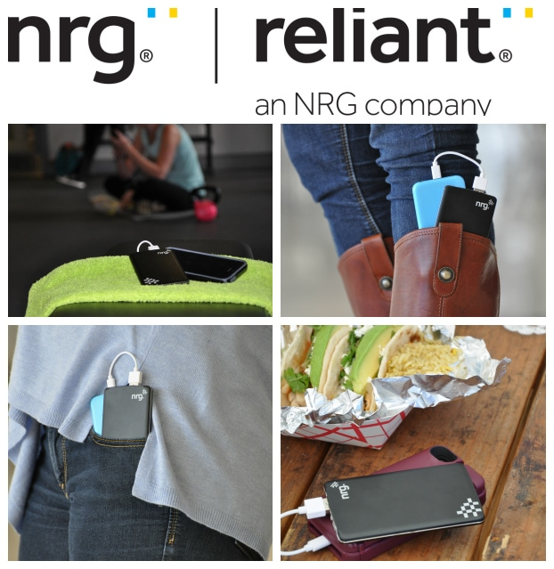 NRG Reliant charging goodies