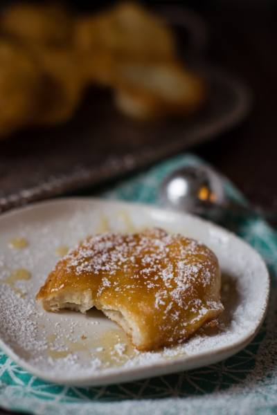 easy sopapilla beignet