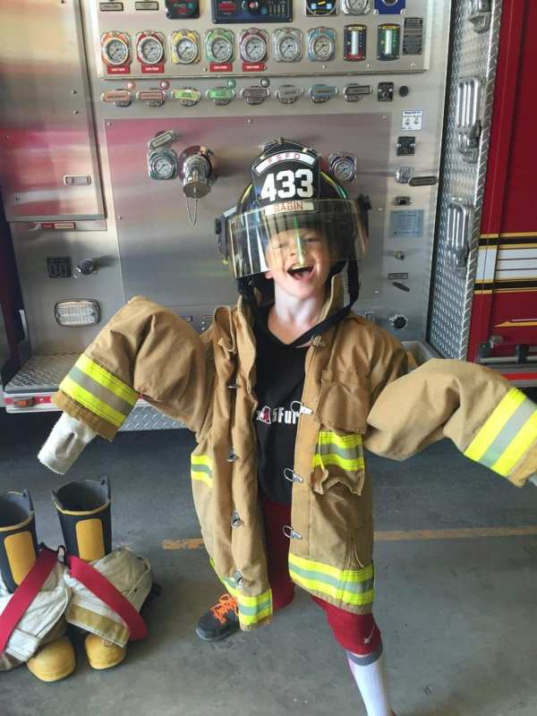 fireman monkey