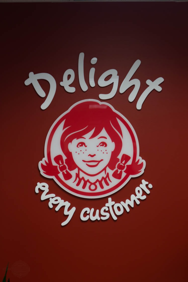 Wendy's Delight Every Customer