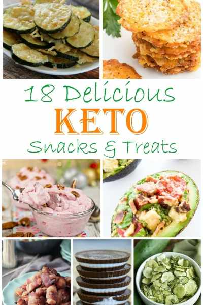 18 easy and delicious keto snacks