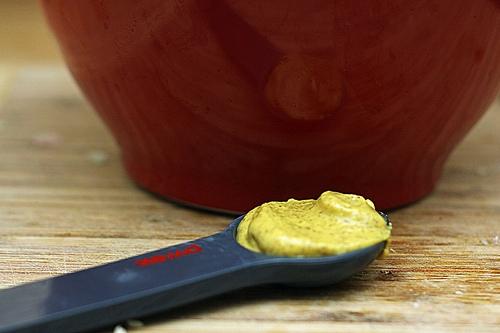 Tsp of spicy mustard