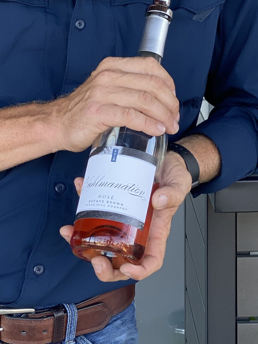 kuhlman cellars rose