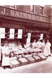 Sainsbury's at the corner of Churchway and Chalton street.