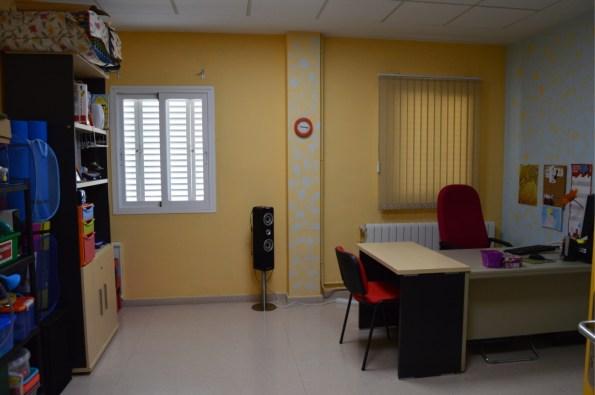 Sala musicoterapia