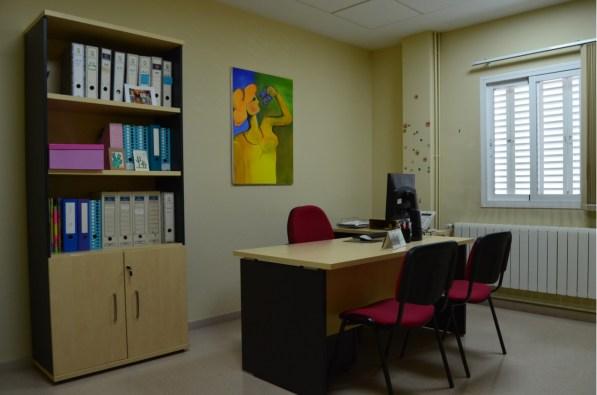 Sala trabajadora social