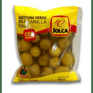 Aceituna Manzanilla con hueso JOLCA - A Spanish Bite