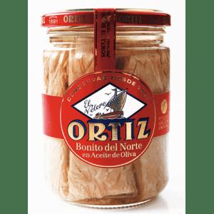 Bonito del Norte Aceite Oliva ORTIZ - A Spanish Bite