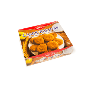 Galletas campurrianas CUÉTARA - A Spanish Bite
