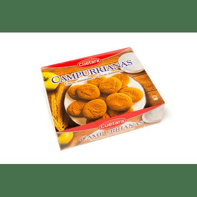 Campurrian cookies CUÉTARA - A Spanish Bite