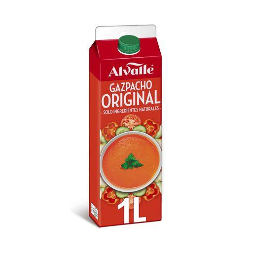 Gazpacho ALVALLE - 1L - A Spanish Bite