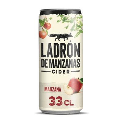 Cider LADRÓN DE MANZANAS-33 cl - A Spanish Bite