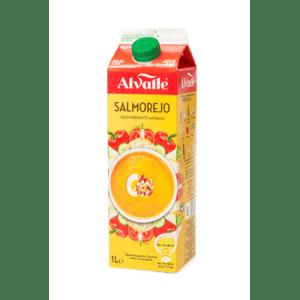 Salmorejo ALVALLE . 1L - A Spanish Bite