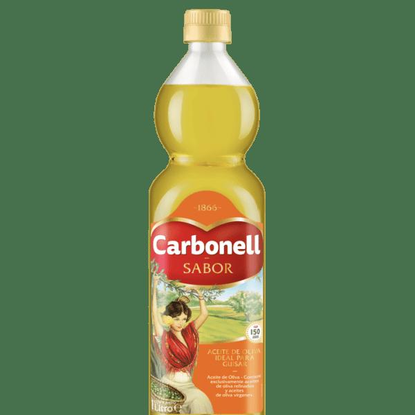 Aceite Oliva Sabor Carbonell- 1L - A Spanish Bite