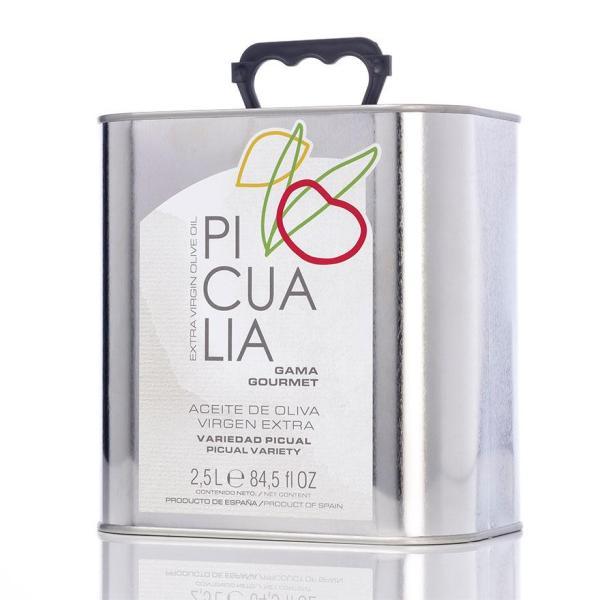 Aceite Oliva Virgen Extra Picualia Gourmet 2,5 l. - A Spanish Bite