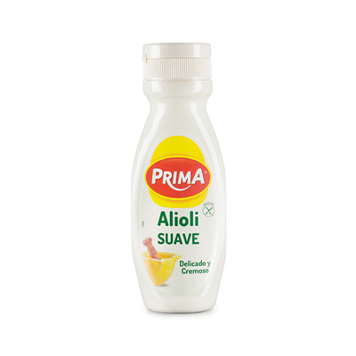 Salsa Ali Oli PRIMA – 300 gr - A Spanish Bite