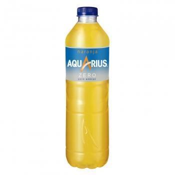 Aquarius Bebida Isotónica Zero Naranja . 1,5 Litros - A Spanish Bite