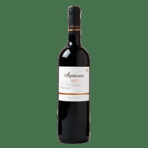 Red Wine crianza D.O. Rioja AZPILICUETA - 75 cl - A Spanish Bite