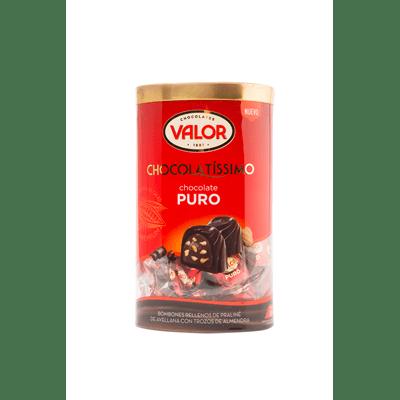 Bombones Chocolate puro VALOR - A Spanish Bite