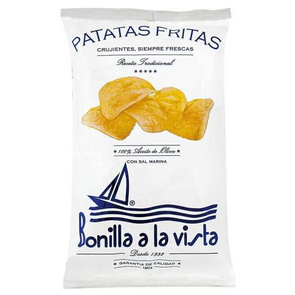 Patatas Fritas BONILLA A LA VISTA -150 gr - A Spanish Bite