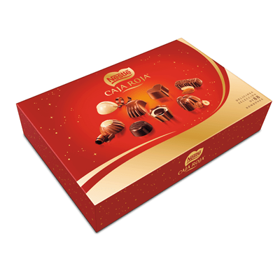 Bombón Caja Roja Nestlé – 800gr - A Spanish Bite