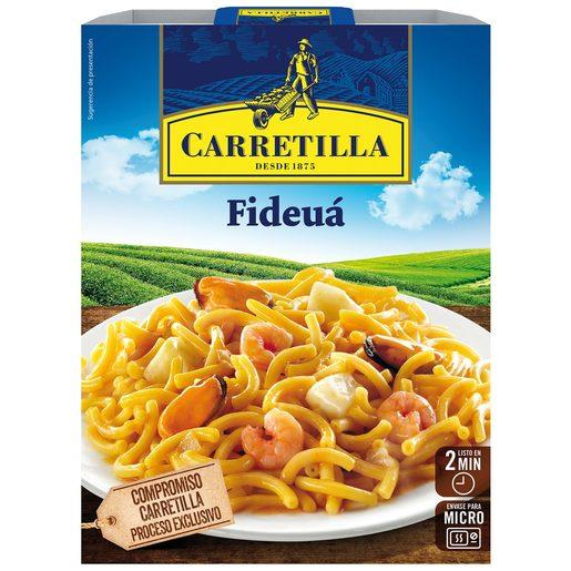 Fideuá CARRETILLA - A Spanish Bite