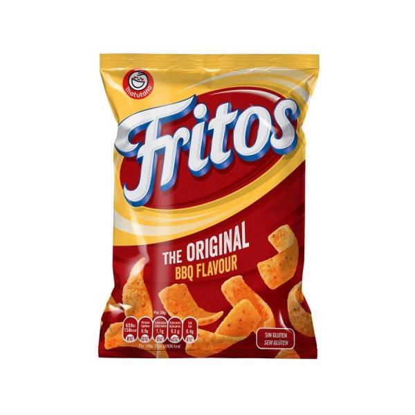 Fritos Barbacoa MATUTANO – 146 gr - A Spanish Bite