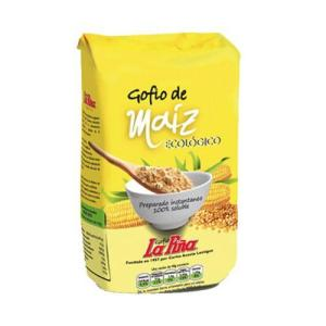 Gofio de Maíz Bio LA PIÑA - 500G - A Spanish Bite