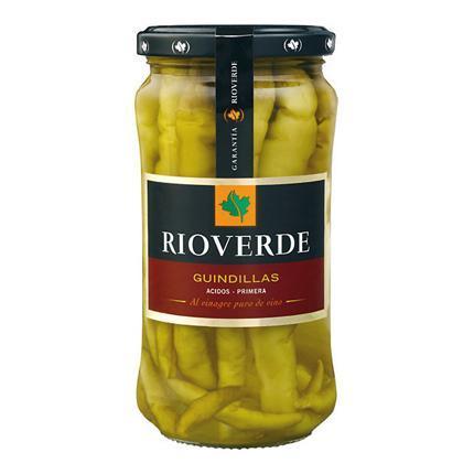 Guindillas en Vinagre Rioverde - A Spanish Bite