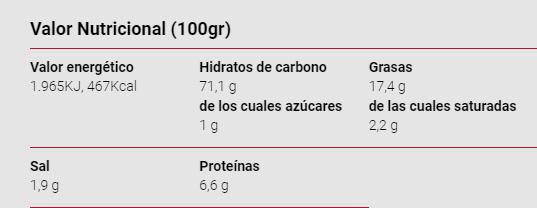 Gusanitos RISI- 85 gr - A Spanish Bite