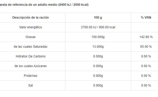 Aceite Oliva Suave 0,4 Carbonell- 5L - A Spanish Bite