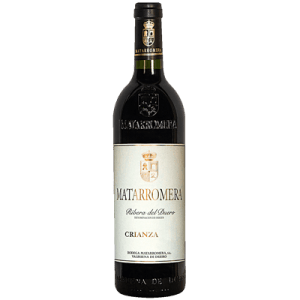 Red Wine Crianza D.O. Ribera del Duero MATARROMERA - 75 cl - A Spanish Bite