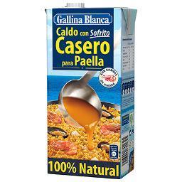 Caldo para Paella GALLINA BLANCA 1 LITRO - A Spanish Bite