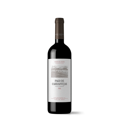Vino Tinto crianza D.O. Ribera del Duero PAGO DE CARRAOVEJAS- 75 cl - A Spanish Bite
