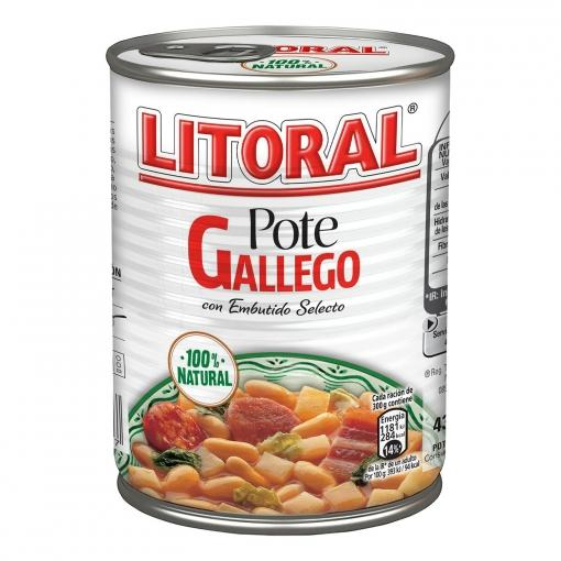 Pote Gallego LITORAL - A Spanish Bite