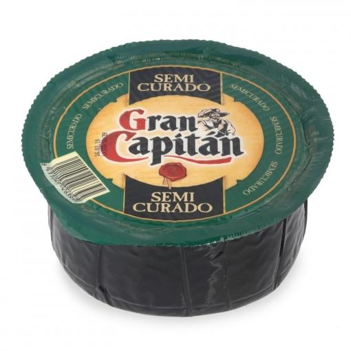 Queso GRAN CAPITÁN Semicurado Pieza de 930gr - A Spanish Bite