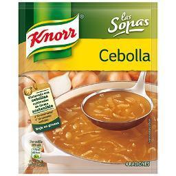 Sopa de cebolla KNORR - A Spanish Bite