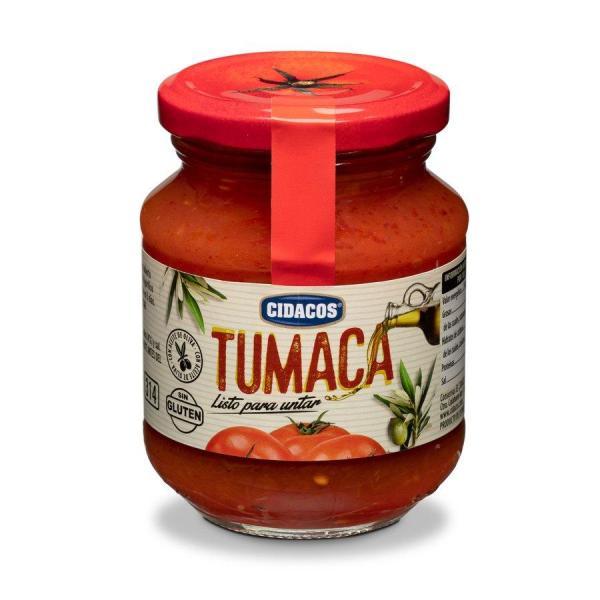 Tumaca CIDACOS Aceite de Oliva frasco 290 g - A Spanish Bite