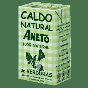 Caldo de Verduras ANETO- 1L - A Spanish Bite