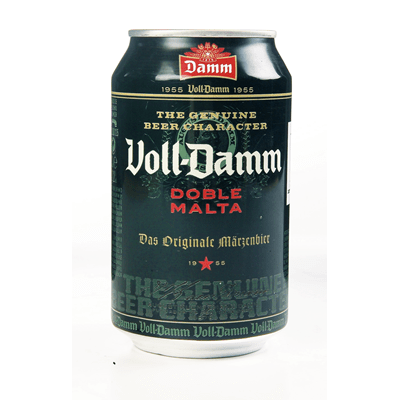 Cerveza VOLL DAMM Lata 33 cl - A Spanish Bite