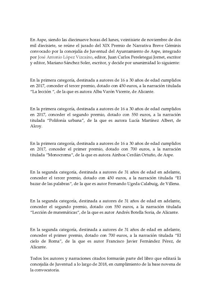 ACTA JURADO GMINIS