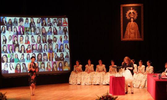 Una imagen de la elección de Damas de 2014