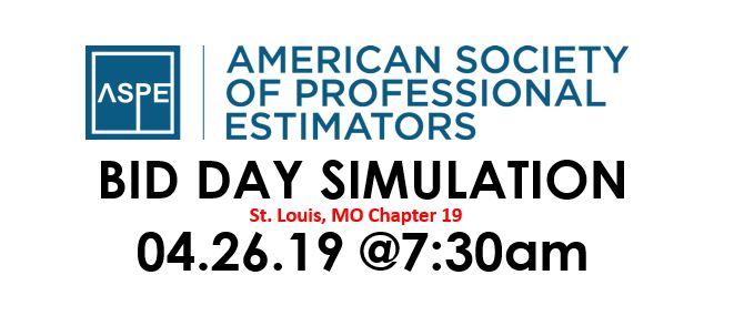 Bid Day Simulation Flyer